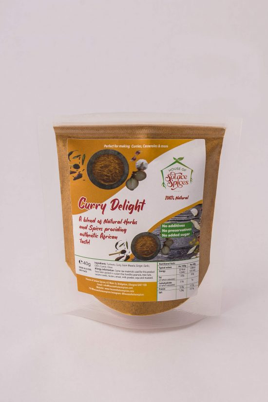 curry delight spices herbs