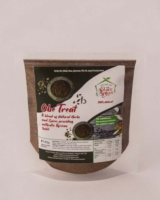 Obe ata dindin spices food