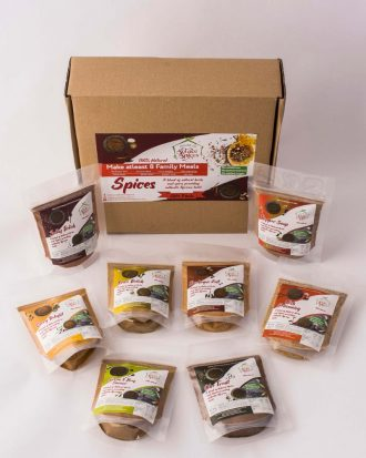 House of Solace spices gifts set